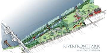Riverfront Park – Wrightsville Borough, York County