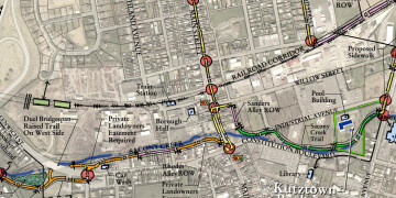 Kutztown Connections Plan, Kutztown Borough, Berks County