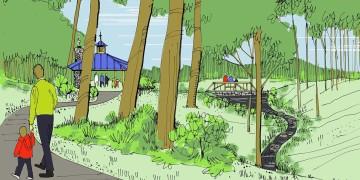 Woodland Park – Wellsboro Borough, Tioga County